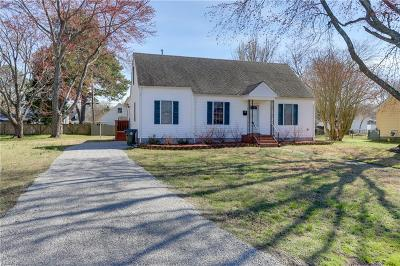 Newport News Residential New Listing: 12 Langley Ave