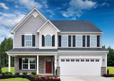 Chesapeake Residential New Listing: Mm The Milan At Culpepper Landing