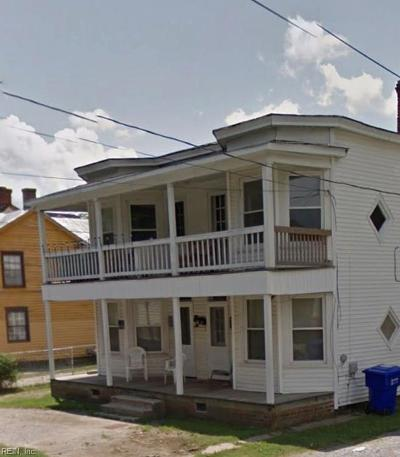 Suffolk Multi Family Home Under Contract: 247 Pine St
