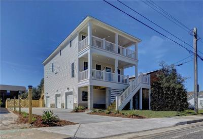 Norfolk Residential New Listing: 865 W Ocean View Ave