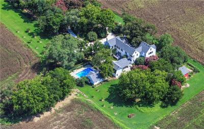 Cape Charles Residential For Sale: 26130 Lankford Hwy