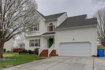 Chesapeake Residential New Listing: 1828 Crestwynd Dr