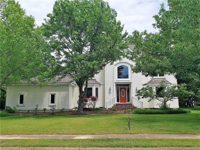 Virginia Beach Residential New Listing: 2639 Landview Cir