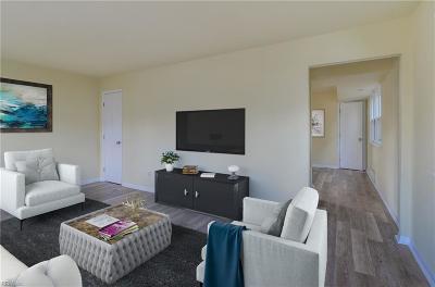Hampton Residential New Listing: 603 Hannah St