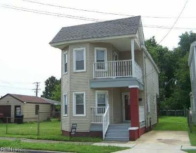 Portsmouth Residential New Listing: 2821 North St St