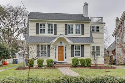Norfolk Residential New Listing: 6114 Powhatan Ave