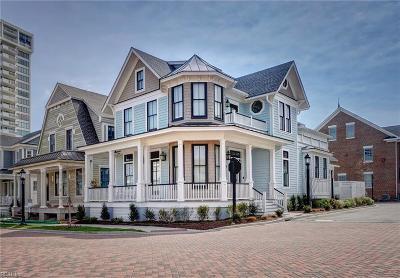 Virginia Beach Residential New Listing: 209 Glen Miller St