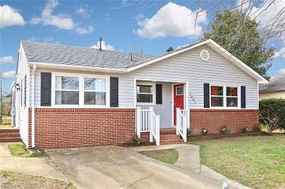 Hampton VA Residential New Listing: $194,900