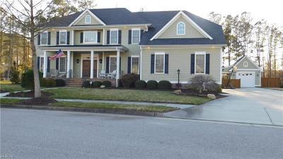 Virginia Beach Residential New Listing: 2365 Mathews Green Rd