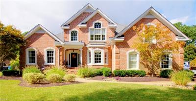 Virginia Beach Residential New Listing: 849 Artesia Way