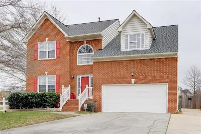 Chesapeake Residential New Listing: 701 Southwood Dr