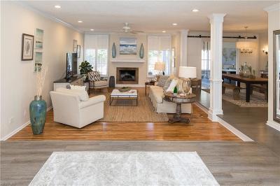 Virginia Beach Residential New Listing: 2611 Landview Cir