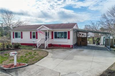 Hampton VA Residential New Listing: $177,900