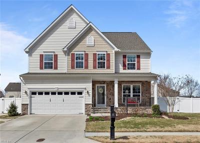 Chesapeake Residential New Listing: 1728 Fishers Cv