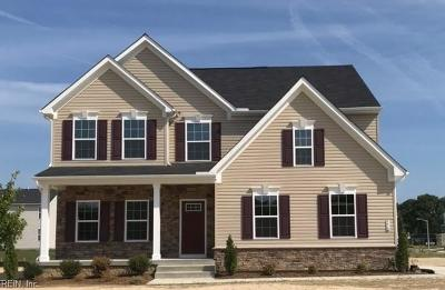 Newport News Residential Under Contract: 550 Anna Mae Cir
