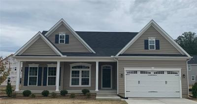 Newport News Residential Under Contract: 561 Oliver Way