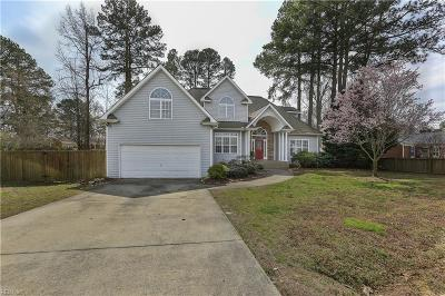 Suffolk Residential New Listing: 3625 Frazier Ave
