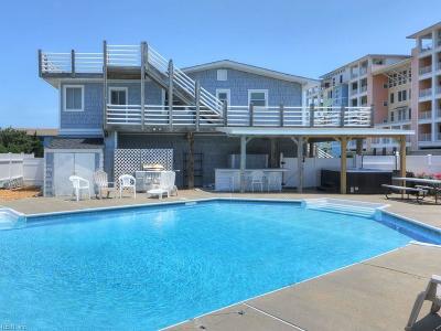 Virginia Beach Residential New Listing: 200 White Cap Ln