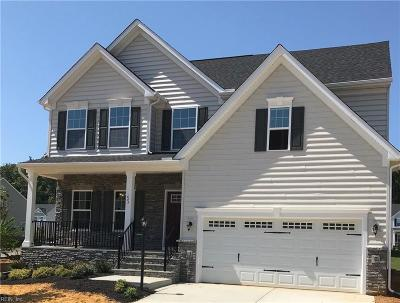 Williamsburg Residential New Listing: 601 Clements Mill Trce