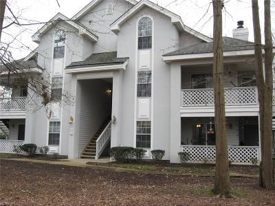 Chesapeake Residential New Listing: 728 Inlet Quay #B