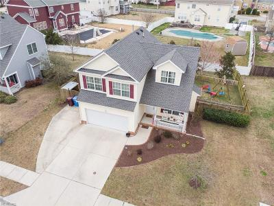 Chesapeake Residential New Listing: 1229 Destiny Way