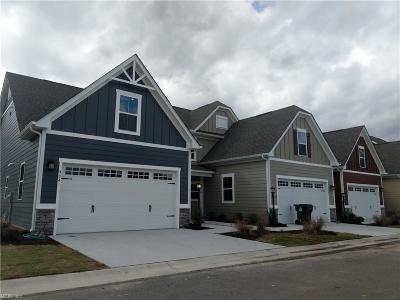 Chesapeake Residential New Listing: 906 Adventure Way