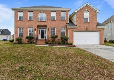 Suffolk Residential New Listing: 5105 Wing Foot Ct