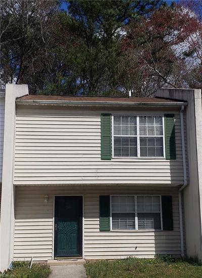 Newport News Residential New Listing: 36 Otsego St
