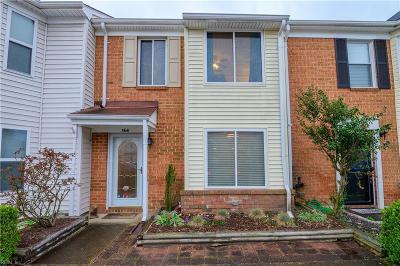 Virginia Beach Residential New Listing: 5641 Gates Landing Rd