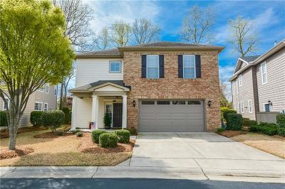 Virginia Beach Residential New Listing: 5245 Averham Dr