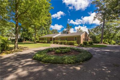 Virginia Beach Residential New Listing: 1404 Sycamore Rd