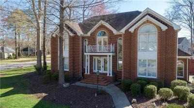 Chesapeake Residential New Listing: 600 Queens Grv