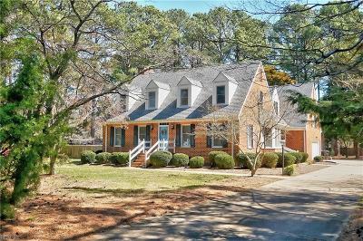 Virginia Beach Residential New Listing: 1308 Harris Rd