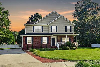 Chesapeake Residential For Sale: 900 Trevor Ct