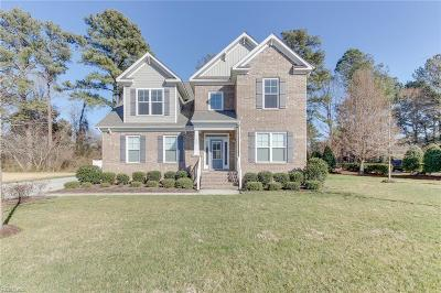 Chesapeake Residential New Listing: 817 Coinbrook Ln