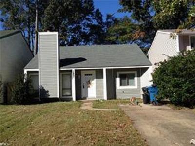 Virginia Beach Residential New Listing: 1453 Bridle Creek Blvd