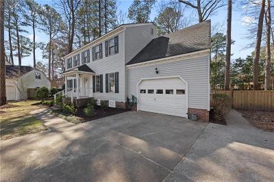 Chesapeake Residential New Listing: 604 Hearndon Ct