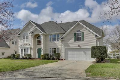 Virginia Beach Residential New Listing: 3245 Barbour Dr