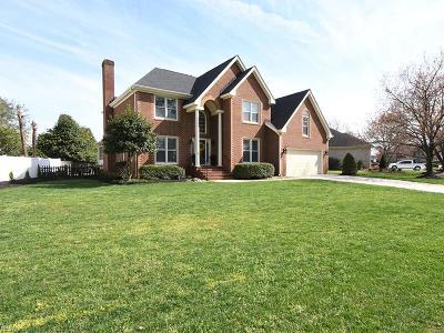 Chesapeake Residential New Listing: 729 Yorkshire Trl