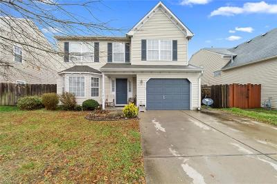 Virginia Beach Residential New Listing: 1473 Stalls Way