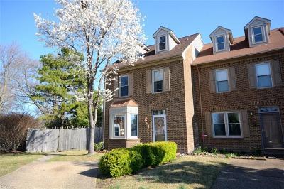 Chesapeake Residential New Listing: 1196 Killington Arch