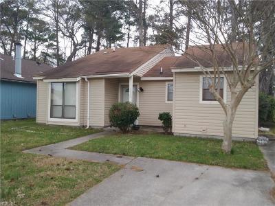 Virginia Beach Residential New Listing: 3520 Good Hope Rd