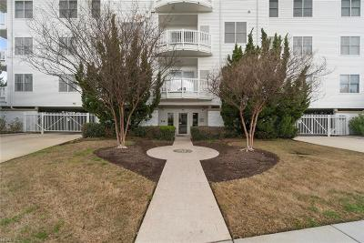 Virginia Beach Residential New Listing: 400 Rudee Point Rd #301