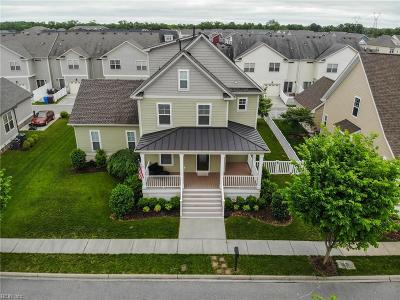 Chesapeake Residential New Listing: 609 Robert Frost Rd