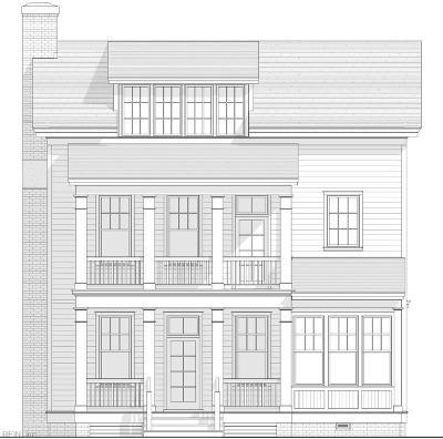 Virginia Beach Residential New Listing: 4040 Harlow St