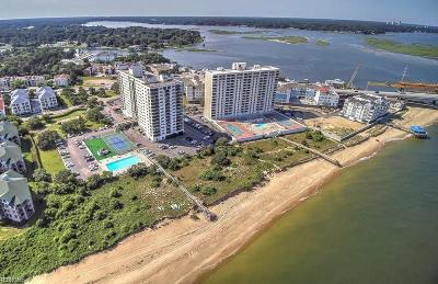 Virginia Beach Residential New Listing: 3288 Page Ave #501