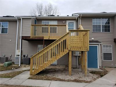 Chesapeake Residential New Listing: 3519 Clover Meadows Dr