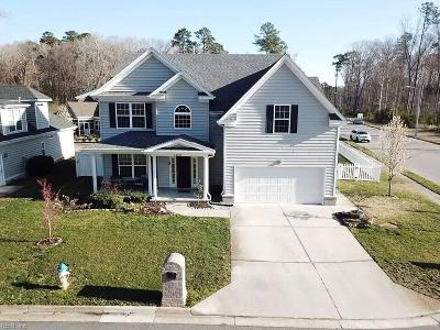 Chesapeake Residential New Listing: 1240 Copper Knoll Ln