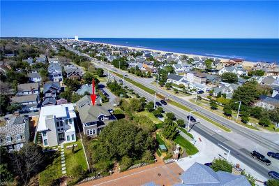Virginia Beach Residential New Listing: 208 Cavalier Dr