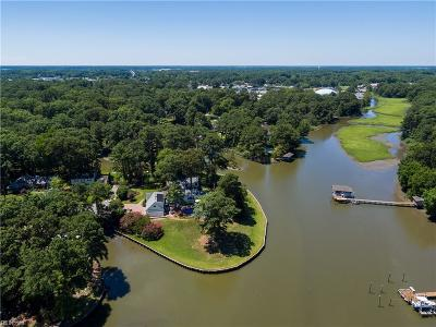 Virginia Beach Residential New Listing: 2821 Pine Ridge Ln